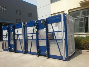 Çin Hot Dipped Zinc Single Cage Hoist 380V 50HZ For Chemical Industries Fabrika